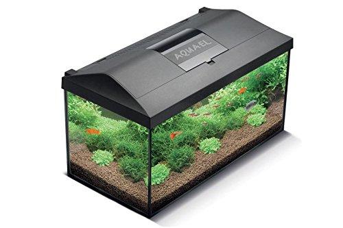 Aquael Leddy 75Ausgestattetes Aquarium 75x 35x 40cm 105l